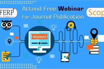 Free Webinar Journals